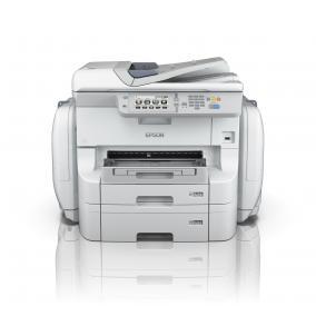 Epson WorkForce WF-R8590DTWFL PCL DADF (Fax-Duplex+Hálózat+Wifi) tintasugaras A3 multis nyomtató