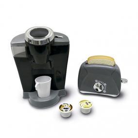 Eurekakids 15336496 Kávéföző és Kenyérpirító