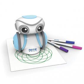 Eurekakids 2271125 Artie 3000 rajzoló, programozható robot