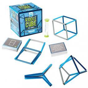 Eurekakids 2272904 Riddle Kocka játék