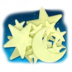 Eurekakids 4028600 Hold és Fényes Csillagok