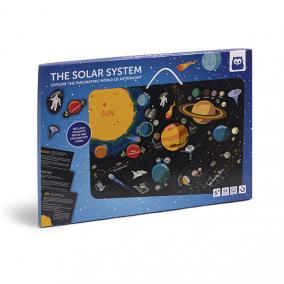 Eurekakids 5250020 Naprendszer mágneses