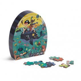 Eurekakids 68217013 Puzzle Tengerfenék 100db