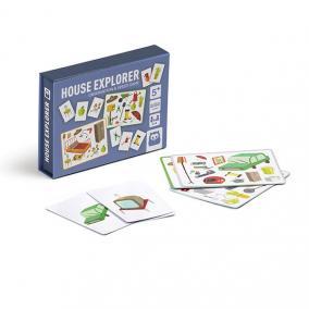 Eurekakids 68217026 Házi Felfedező Kártyák