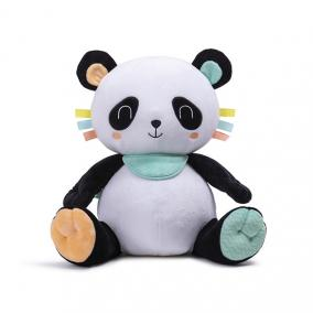 Eurekakids 69020011 Kirumy Panda plüss 30 cm
