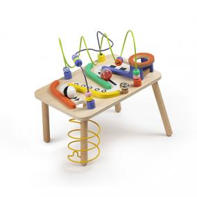 Eurekakids 691759967 Fejlesztő asztal, cirkusz