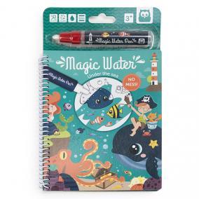 Eurekakids 964001 Magic water - vízzel festős készlet - a tenger alatt