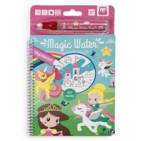 Eurekakids 964002 Magic Water - vízzel festős készlet - hercegnők