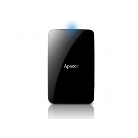 External HDD Apacer AC233 2.5'' 4TB USB 3.1, Black