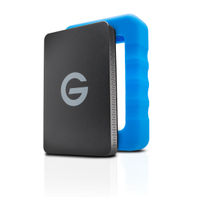 External HDD G-DRIVE ev RaW, 2.5'', 2TB, USB 3.0, black