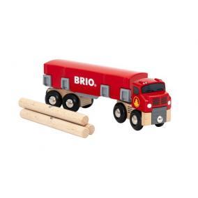 Faszállító teherautó 33657 Brio
