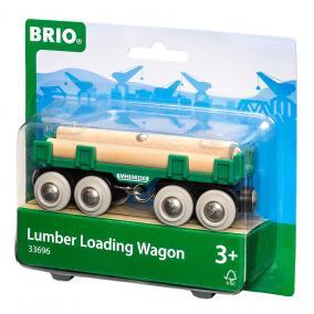 Faszállító vagon 33696 Brio