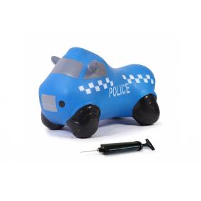 Felfújható ugráló rendőrautó 460455 Jamara