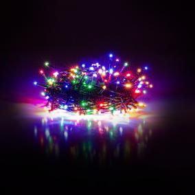 Fényfüzér színes 300 LED 35 m, Retlux RXL 215