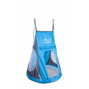 Fészekhintára (csak) sátor 90 cm kék Hudora