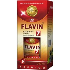 Flavin 7 prémium gyümölcslé [200 ml]