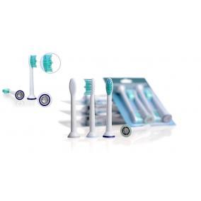 Fogkefe kompatibilis fej Philiphs elektromos fogkeféhez [4 db]
