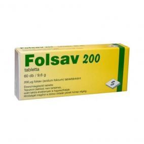 Selenium Folsav tabletta [60 db]