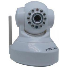 Foscam IP camera FI9816P(white) Pan/Tilt WLAN H.264 720p Plug&Play