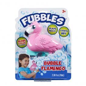 Fubbles Buborékfújó flamingó 69 ml