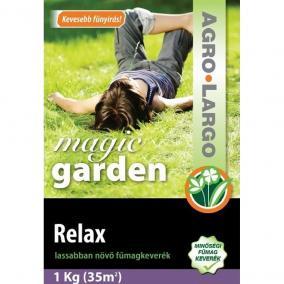 Fűmag Relax (lassan növő) 1kg Magic Garden