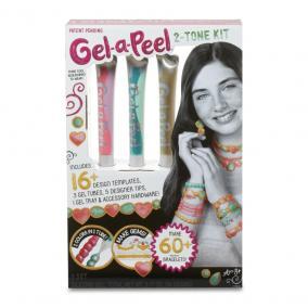 Gel-a-Peel 3 db-os szett - Duplaszínű