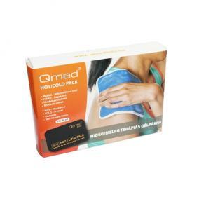 QMED Hideg/meleg terápiás gélpárna 15x10cm