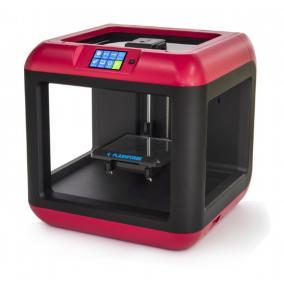Gembird FF-3DP-1NF-02 FlashForge Finder 2 3D nyomtató, piros-fekete