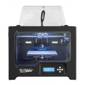 Gembird FF-3DP-2NCP-01 FlashForge Creator PRO 3D nyomtató, fekete