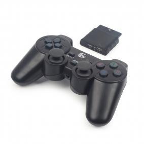 Játék kontroller, vezeték nélküli, GEMBIRD