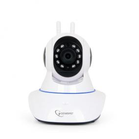 Gembird Rotating HD WiFi camera (3.6mm; 1280x720), white