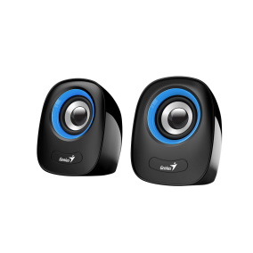 Genius Speakers SP-Q160, USB, Blue