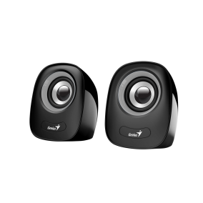 Genius Speakers SP-Q160, USB, Iron Grey