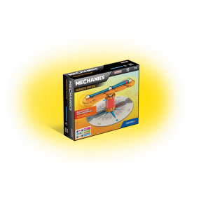Geomag Mechanics Magnetic motion 35 db