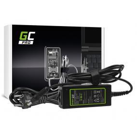 Green Cell PRO 19V 2.15A 40W töltő tápegység az Acer Aspire One 531 533 1225-hez
