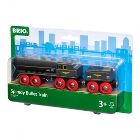 Gyorsvonat 33697 Brio