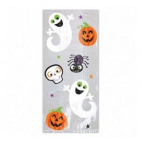 Halloween Ikon Mintás Ajándéktasak