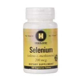 Highland selenium tabletta [100 db]