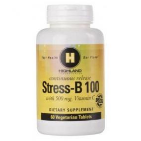 Highland stress-b 100 tabletta [60 db]