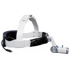 Homloklámpa KAWE H-800 akku-övben