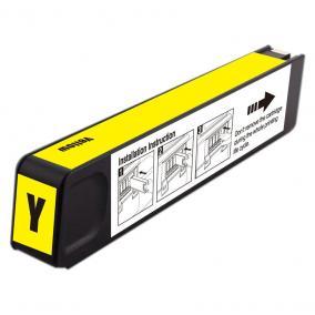 HP CN628AE [Y] #No.971 XL kompatibilis tintapatron (ForUse)