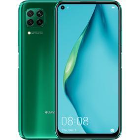 Huawei P40 Lite Dual SIM kártyafüggetlen okostelefon, Smaragd zöld
