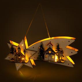 Hullócsillag 5 LED, Retlux RXL 313