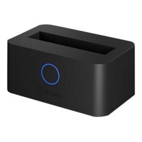 ICYBOX IB-2501U3 IcyBox dokkolóállomás 2,5 SATA HDD/SSD számára, USB 3.0, LED