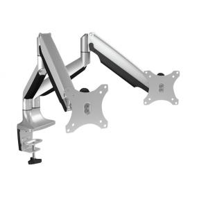 ICYBOX IB-MS504-T IcyBox Monitor stand with table support for two monitors up to 32 (81 cm)