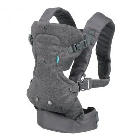 Infantino Flip Advanced 4-in-1 Convertible hordozó kenguru
