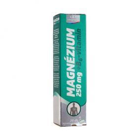 Innopharm Magnézium 250 mg +B6-vitamin barack ízű pezsgőtabletta [20 db]