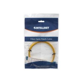 INTELLINET 516815 Intellinet Fiber optic patch cable LC-LC duplex 10m 9/125 OS2 singlemode