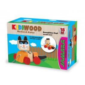 Jamara 460704  Kidiwood Fa húzható cica