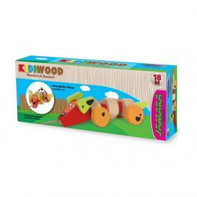 Jamara 460705  Kidiwood Fa húzható kutya